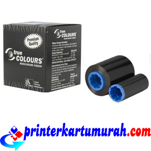 Ribbon Black Zebra P330i dan P430i