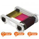 Ribbon Color YMCKO Evolis Zenius