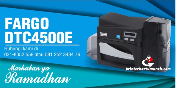 Printer Kartu | Printer ID Card | Cetak ID Card