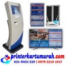 Mesin Antrian Bank BRI Untuk Cabang